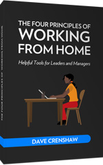 THE 4 PRINCIPLES OF WORKING FROM HOME