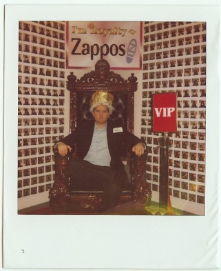 Everyone is Royalty at Zappos -- Even Dave