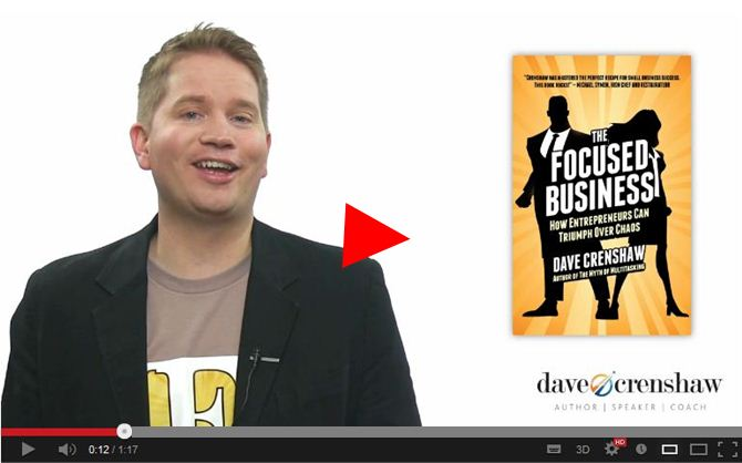 This week only – Get up to Ten Free Copies of The Focused Business and more!