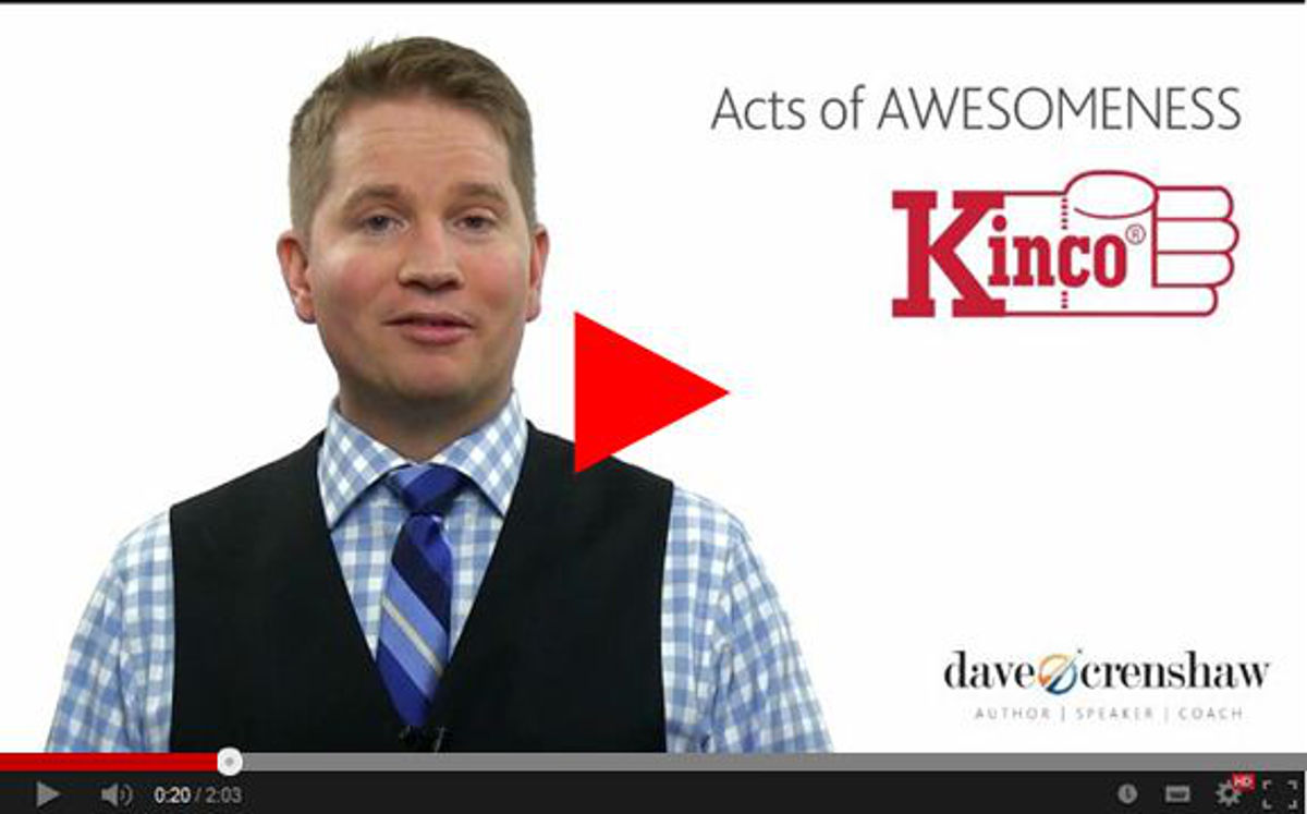 The Art of Employee Recognition: Acts of Awesomeness