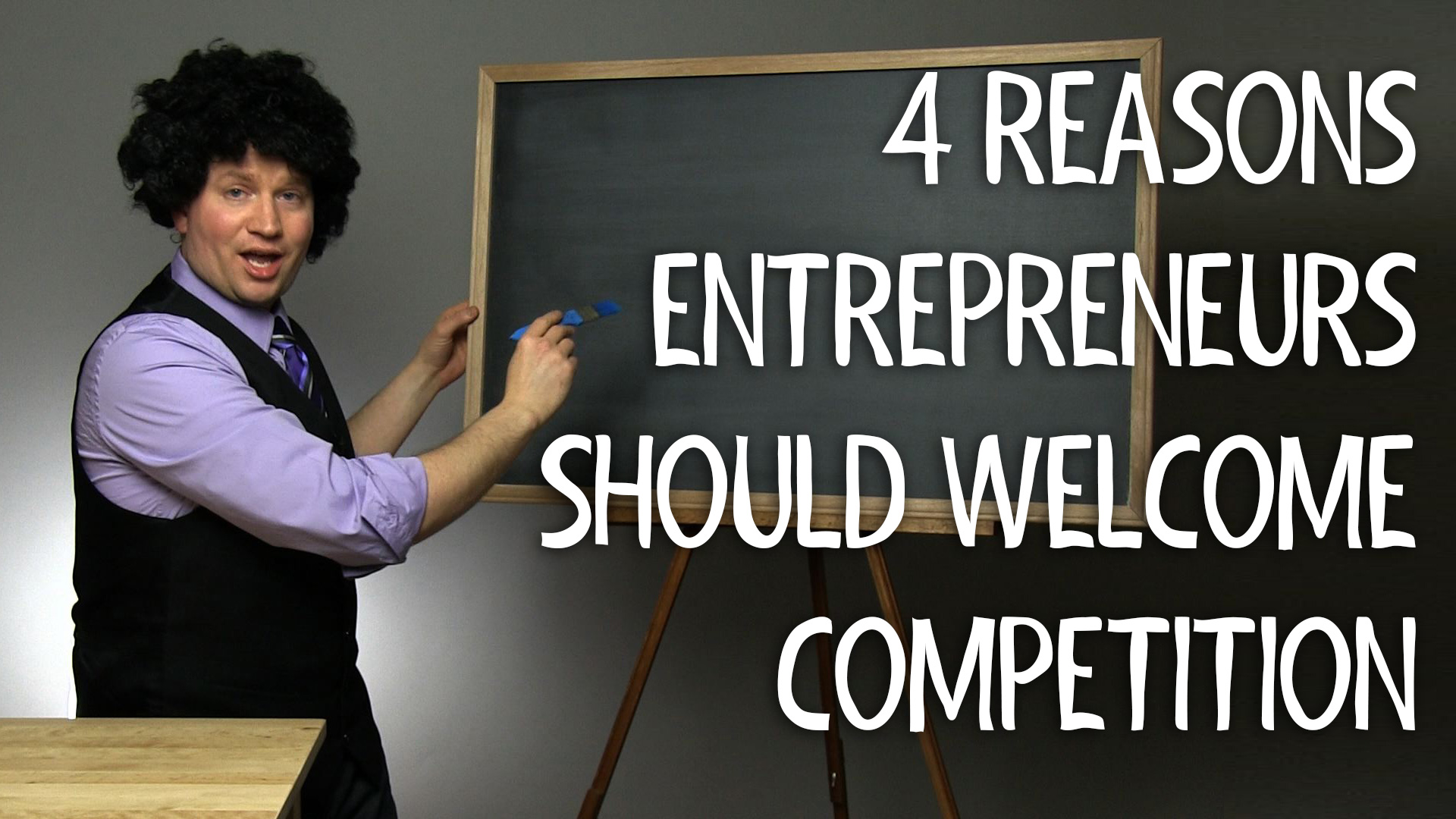 4 Reasons You Should Welcome Competition in Business