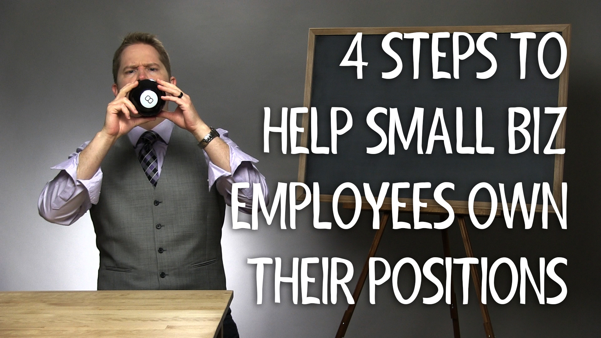 4 Steps to Empowering Employees – Tired of babysitting?