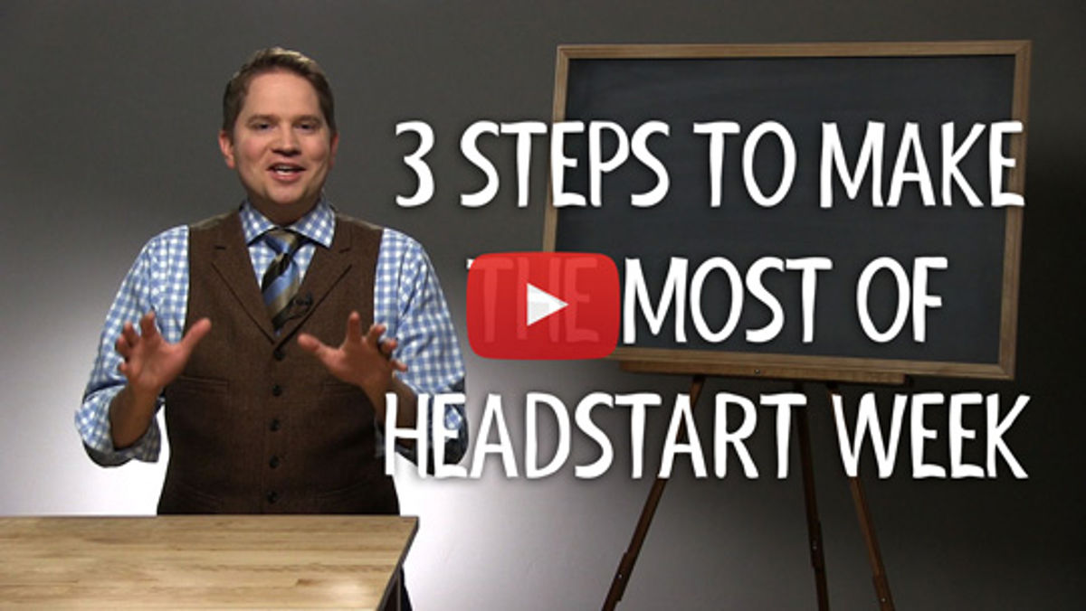 3 Steps to Get a Headstart on The New Year
