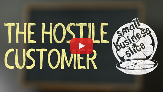 How to Respond to Angry Customers in Small Business