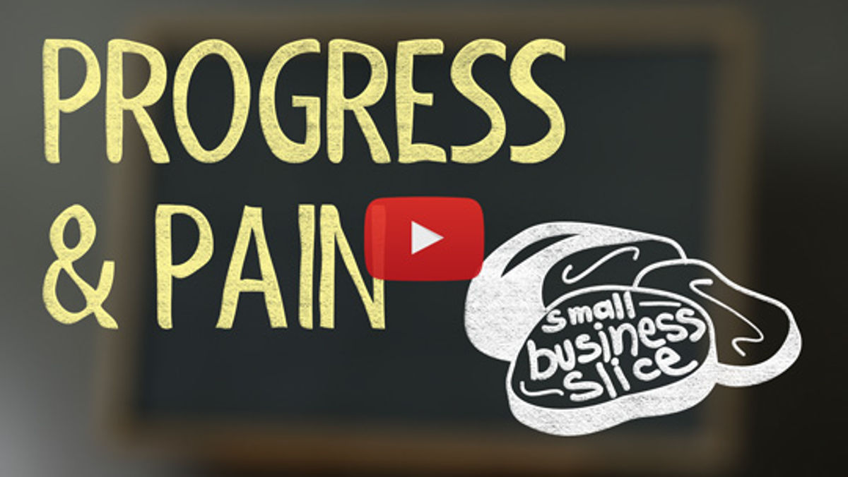 Why Pain Is Part of Small Business Growth