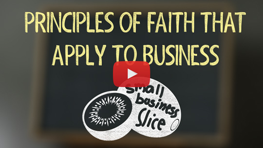Can faith and small business mix?