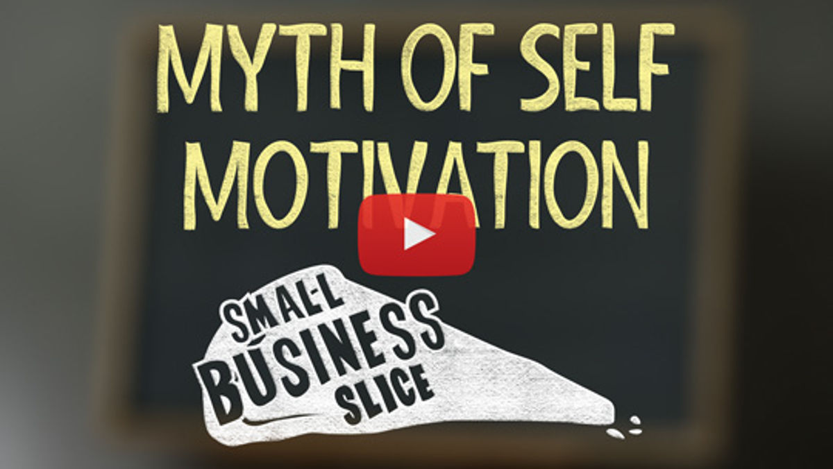 The Myth of Self-Motivation
