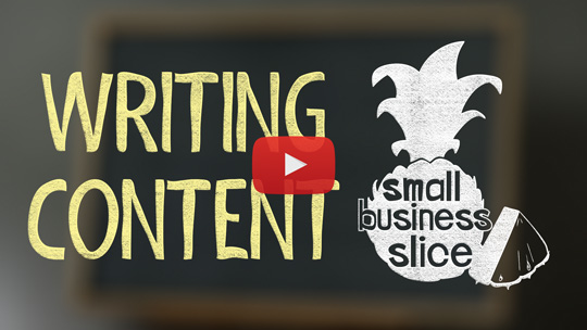 3-Steps, No Excuses: Content Marketing for Entrepreneurs
