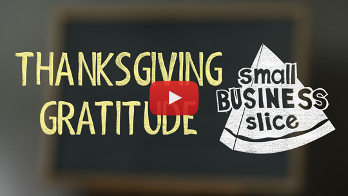 Who are You Thankful for in Your Business?