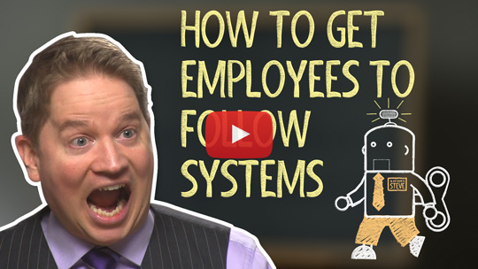 Business Systems for Non-Robotic Employees