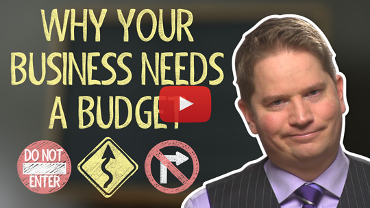 Business Budgets Aren't a Good Idea – They're a Necessity