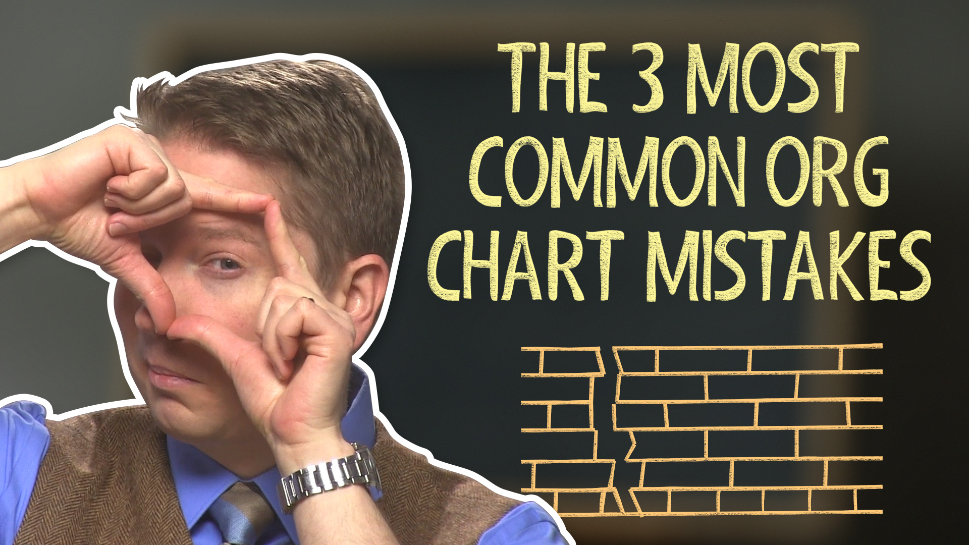 Fixing Common Organization Chart Mistakes
