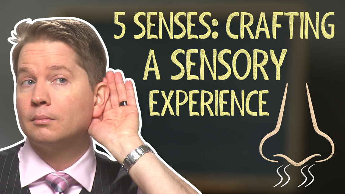 Using Sound and Smell to Create a Customer Experience