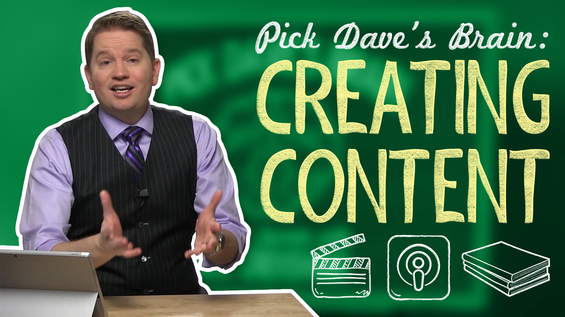 How to Be the 'Guru' by Creating Content – Pick Dave's Brain