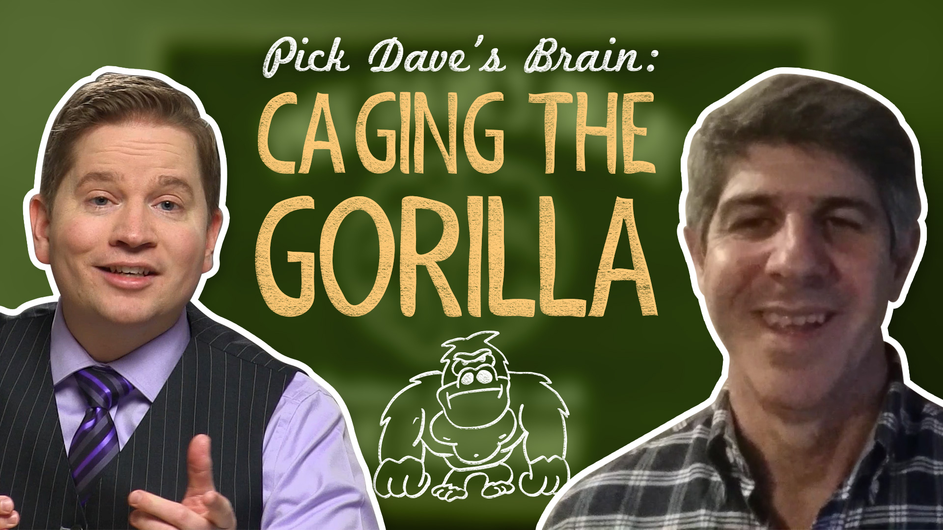 Employee Issues, Gorillas, and Other Monkey Business – Pick Dave's Brain
