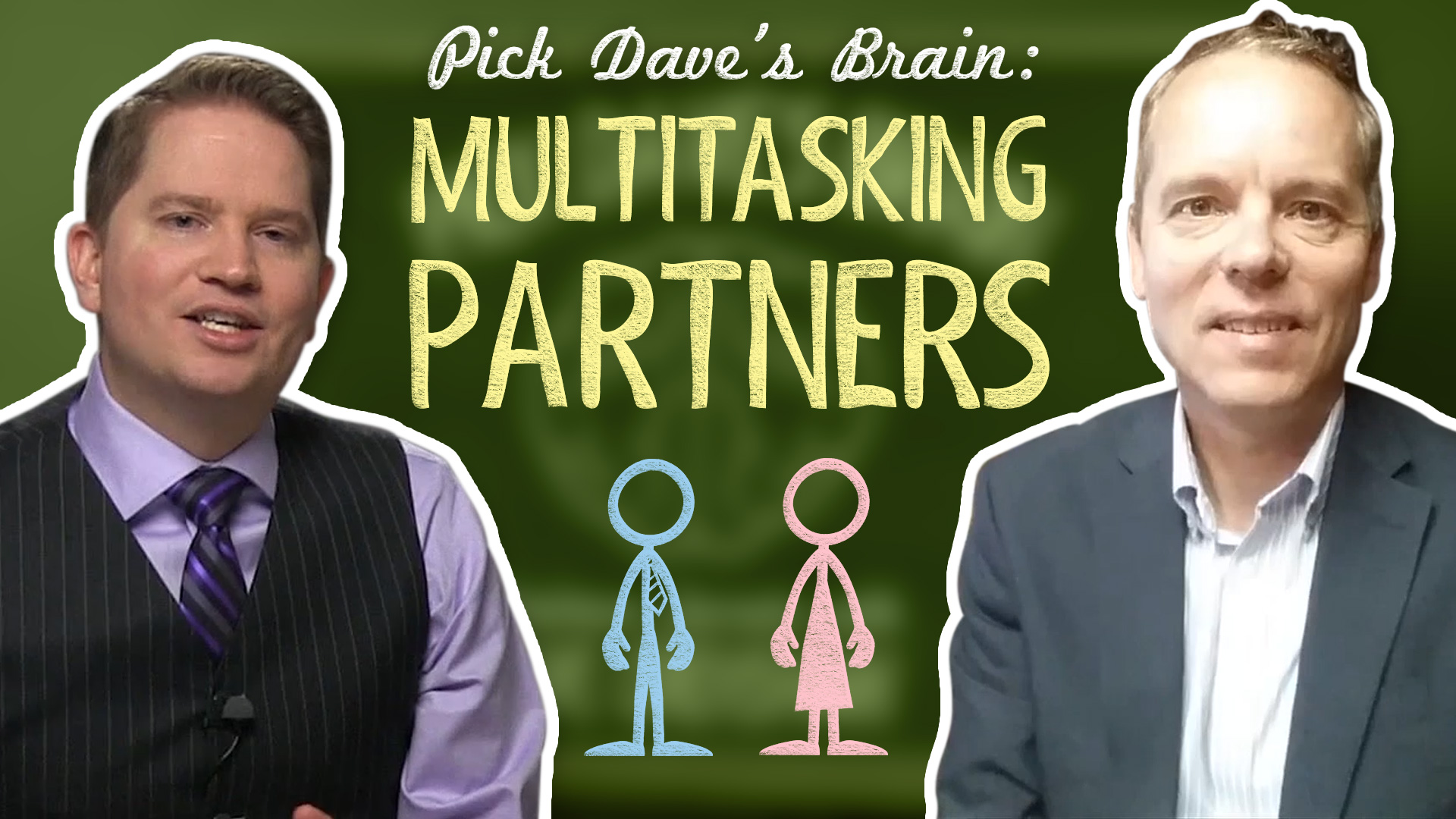 How to Avoid Multitasking in a Partnership – Pick Dave's Brain