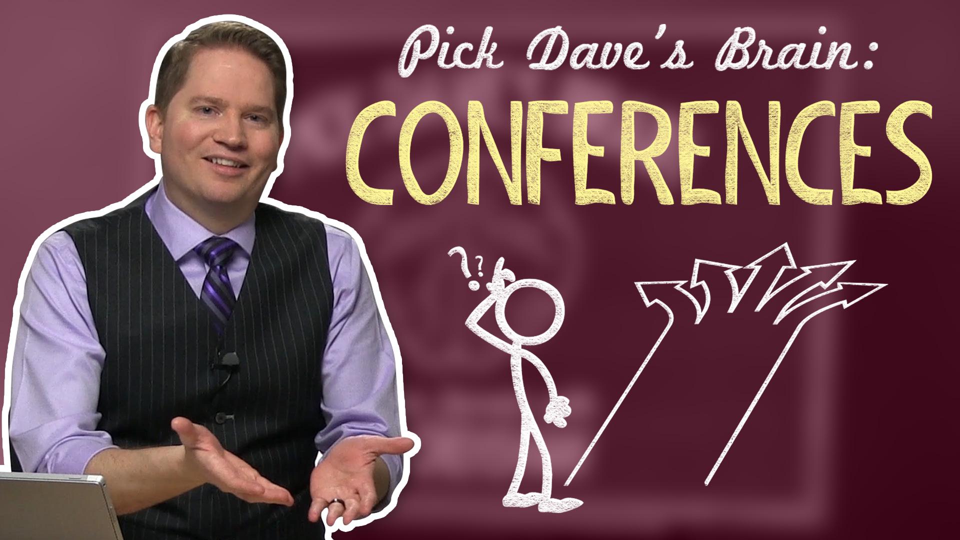 Choosing the Best Training and Seminars – Pick Dave's Brain