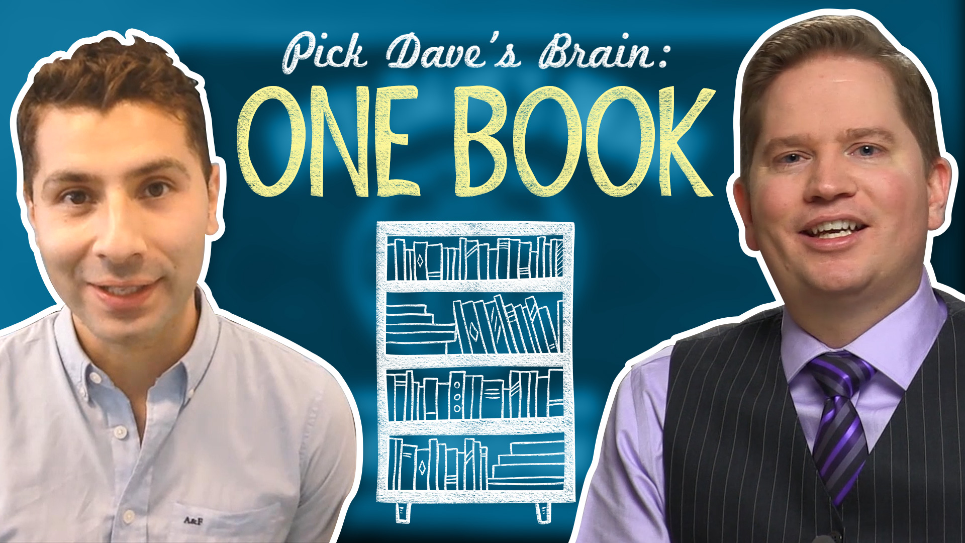 Dave's Definitive Must-Read Business Books – Pick Dave's Brain