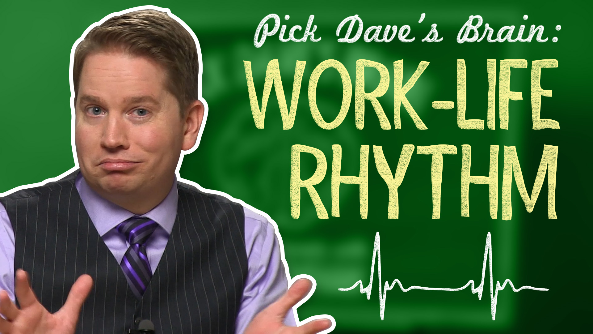 "Why ""Work-Life Balance"" Is a Misnomer…Probably – Pick Dave's Brain"