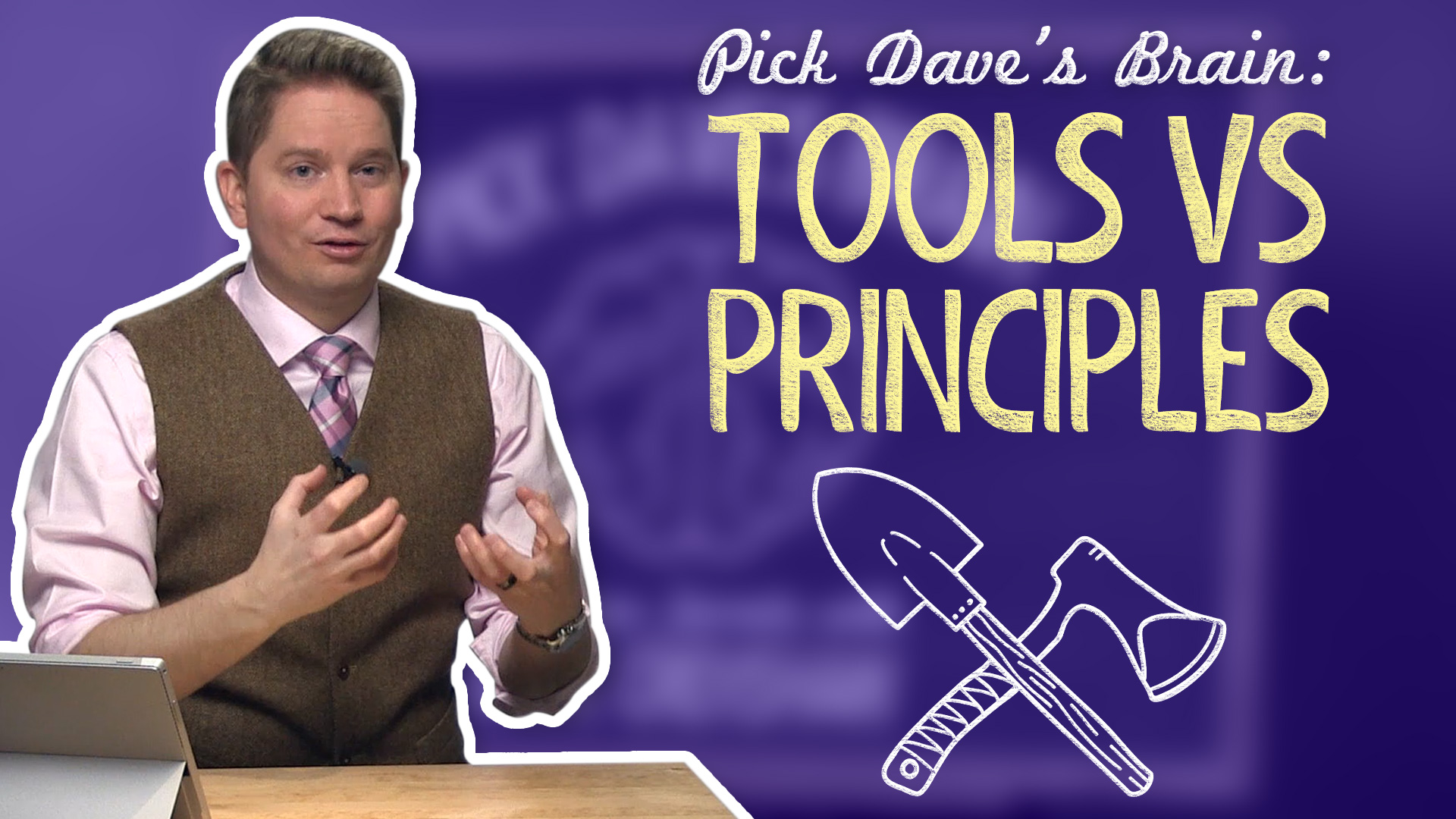 Why time management principles trump software tools – Pick Dave's Brain