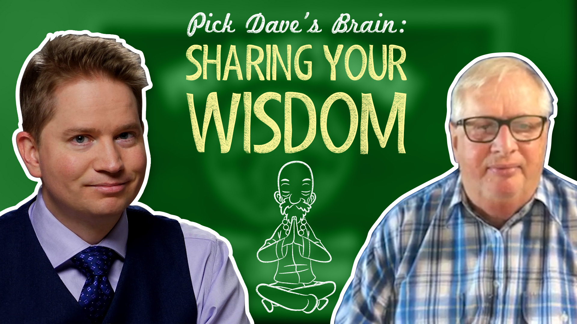 How to share your wisdom with the next generation – Pick Dave's Brain