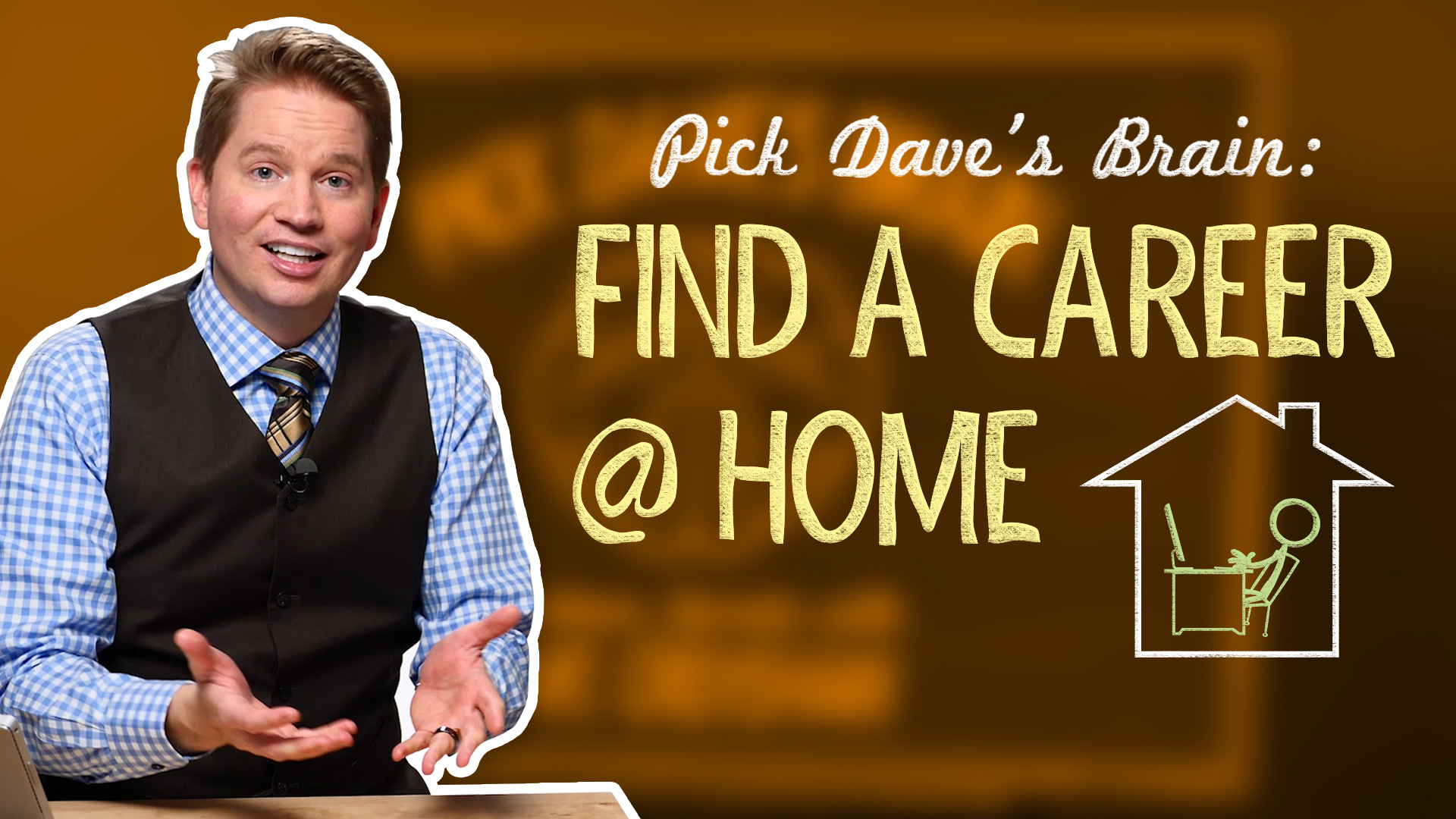 Hate commuting? Here's how to find a remote career – Pick Dave's Brain