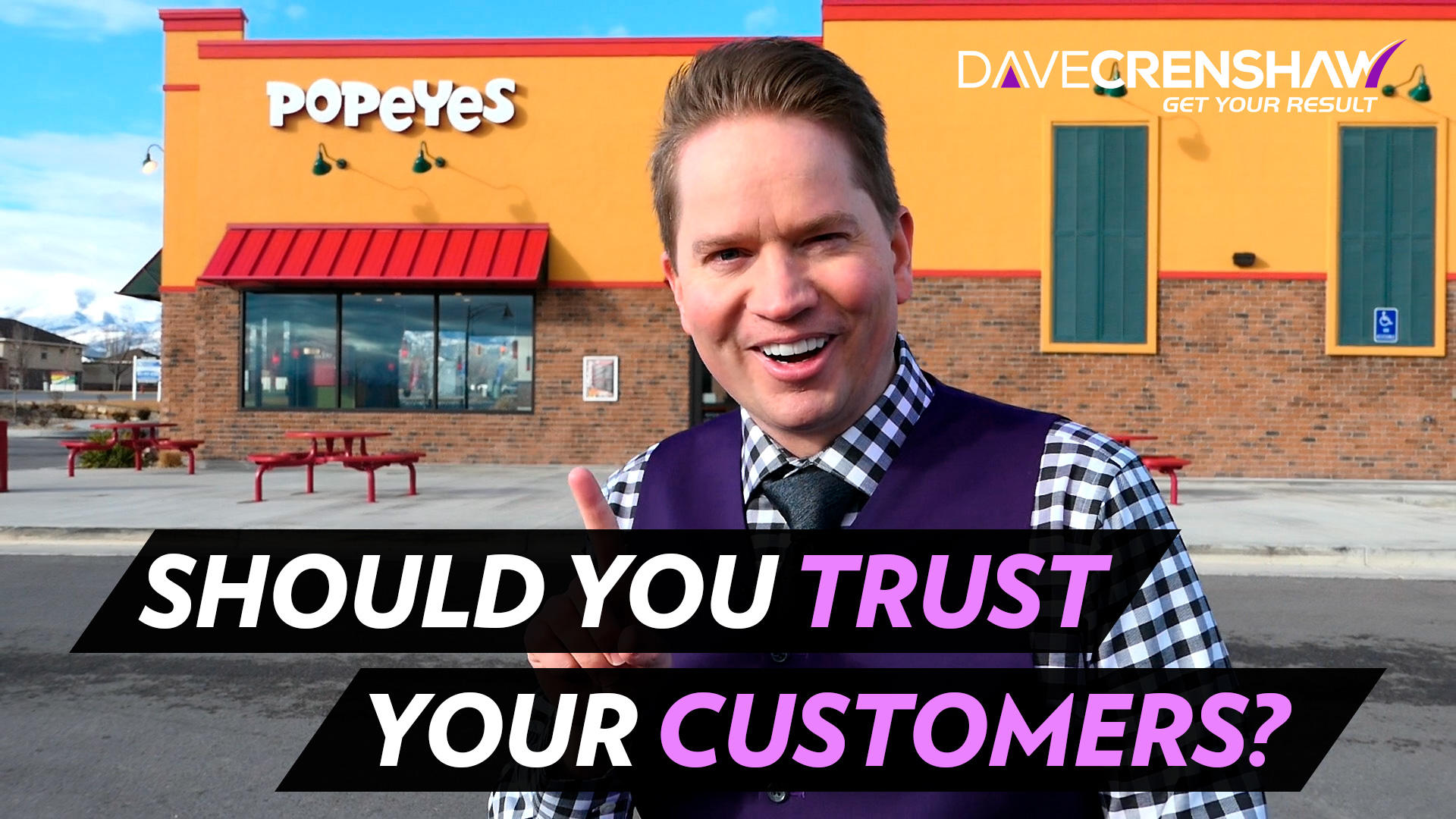Should you trust your customers?