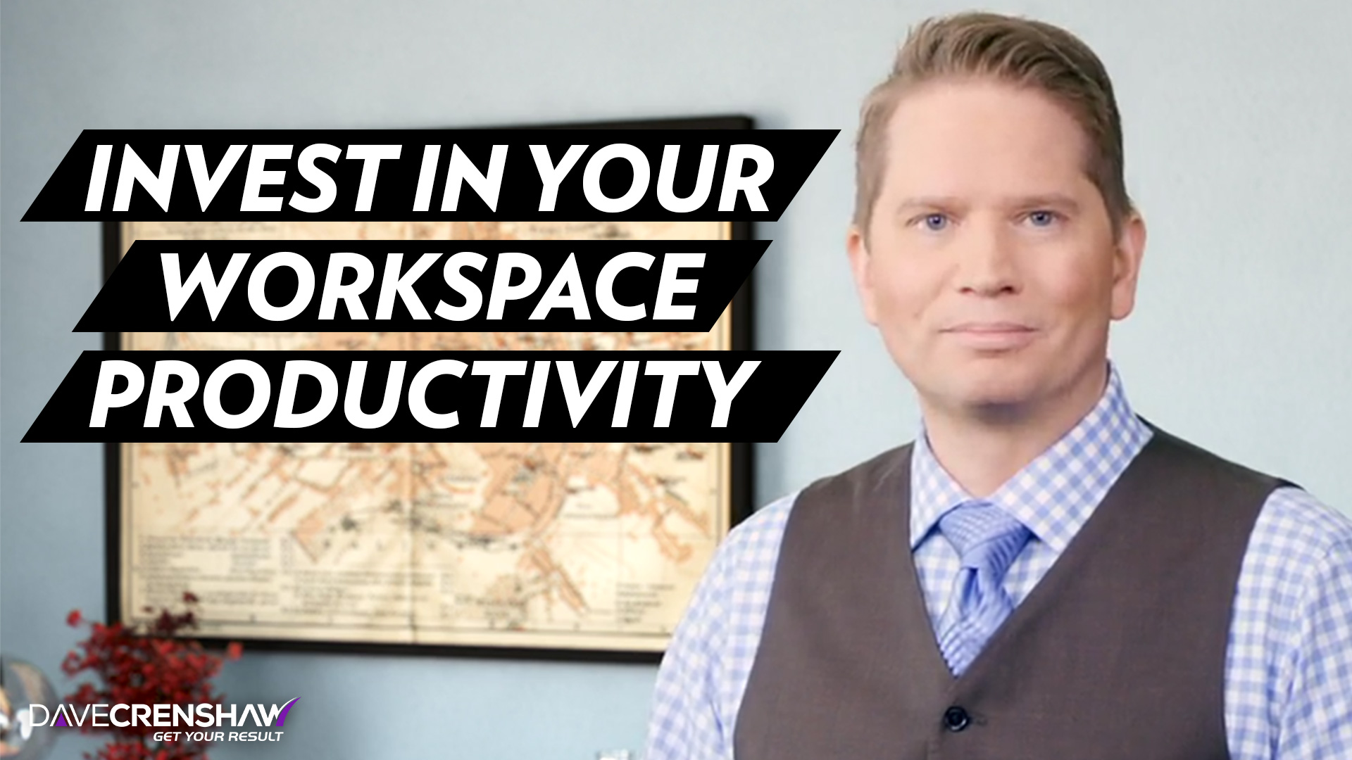 Invest in your workspace productivity