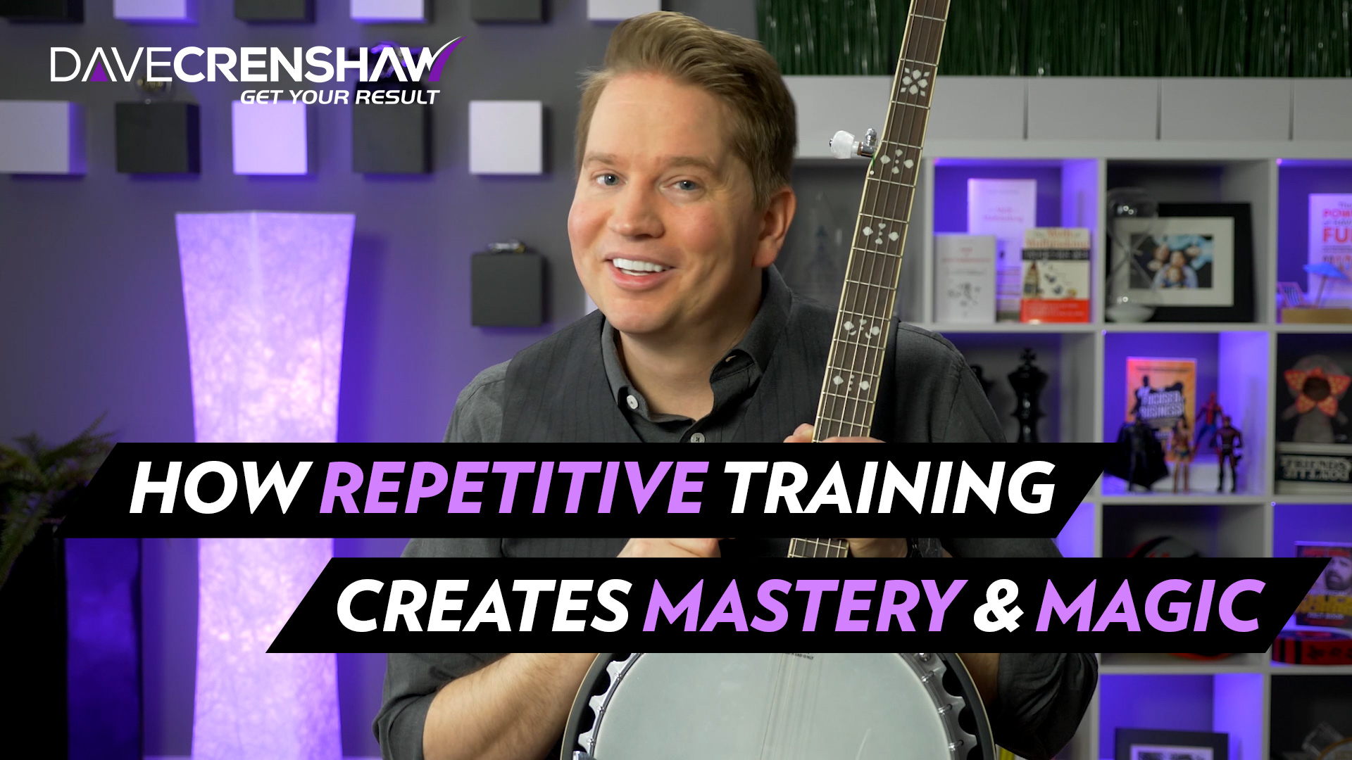 How Repetitive Training Creates Mastery and Magic