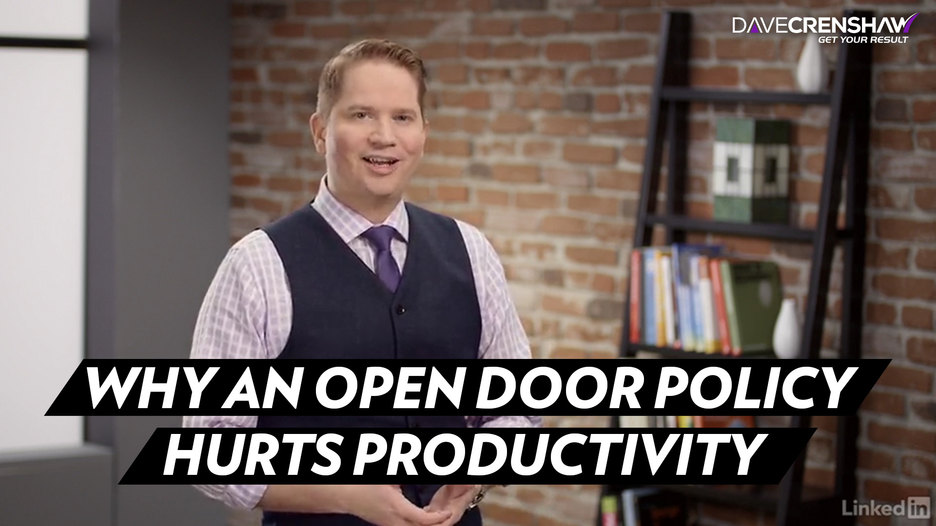Why an open-door policy hurts productivity