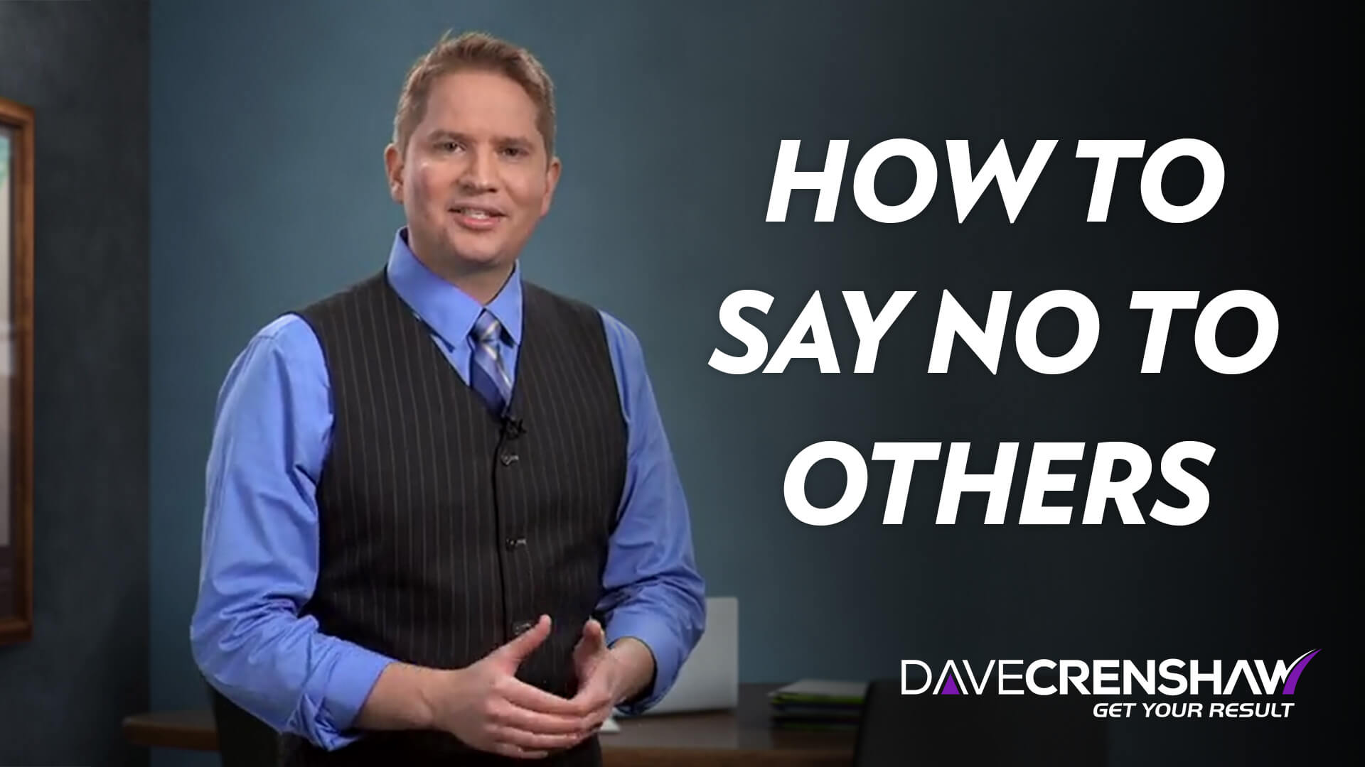 How to Say No to Others
