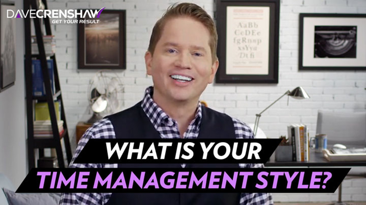 What is your time management style?