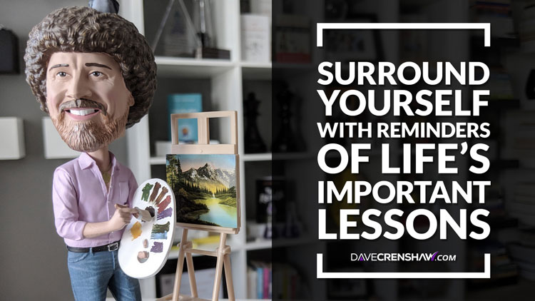 Do you have a 'Bob Ross' in your workspace?