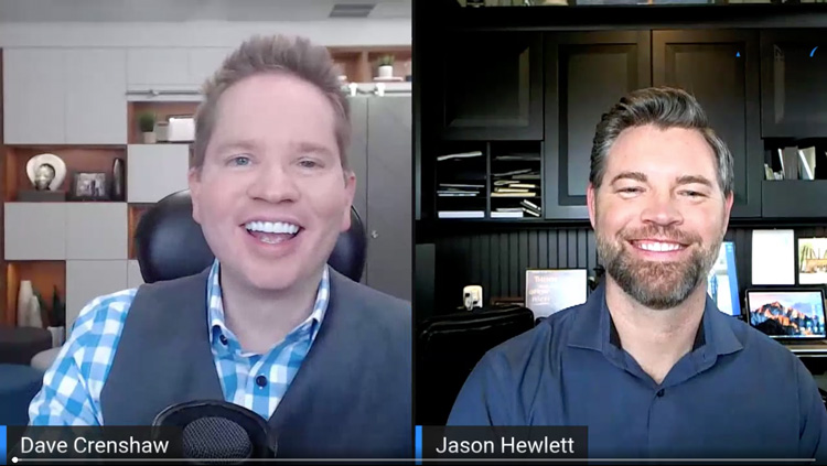 How to juggle family life and working from home – LIVE Day 4 with Jason Hewlett