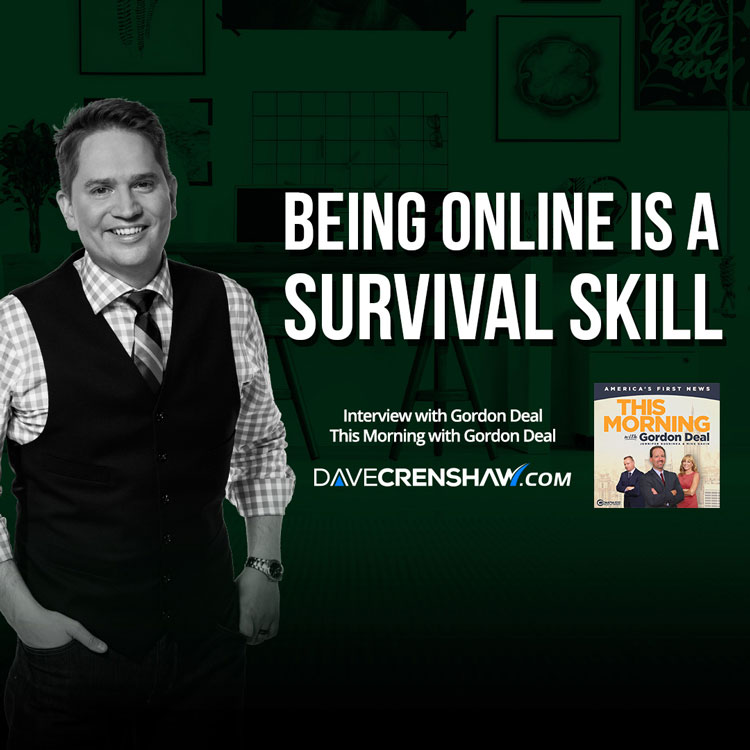 How being online is a survival skill in today's job market