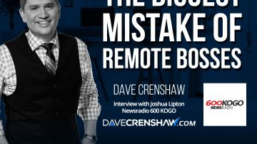 How to avoid the biggest mistake of remote bosses