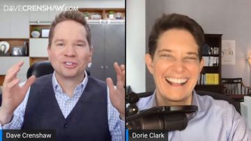 Why making choices is part of strategic thinking with guest, Dorie Clark