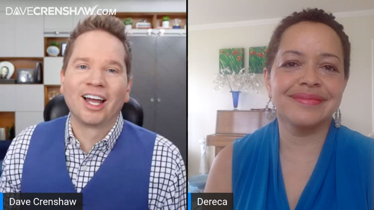 Why knowledge is the first step in helping others, with guest Dereca Blackmon