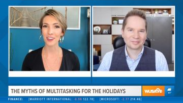 Why the holiday multitasking habit is not productive or healthy