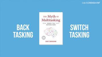 The Myth of Multitasking Exercise – Updated