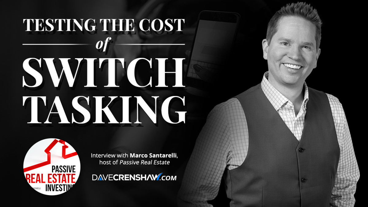 How to test the cost of switchtasking for yourself